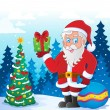 Royalty-Free Stock Vector Image: Santa Claus thematic image 5