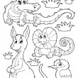 Coloring book Australian fauna 2 - 