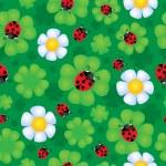Seamless background flower theme 1 — Stock Vector