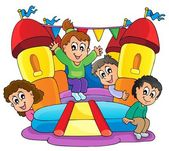 Kids play theme image 9 — Stock Vector