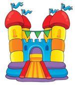 Play and fun theme image 2 — Stock Vector