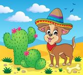 милая собака тема изображение 4 — Cтоковый вектор