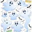Ghost topic image 2 — Stock Vector #31330889