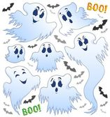 Ghost topic image 2 — Stock Vector