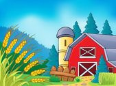 Farm theme image 9 — Stock Vector