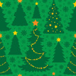 Christmas seamless background 5 — Stock Vector