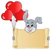 Valentine theme image 7 — Stock Vector