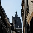 Streets of Maastricht, Netherlands — Stock Photo