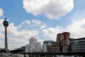 Dusseldorf, Germany — Stock Photo