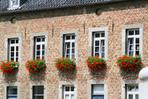 Old house in Aachen, Germany — Stock Photo