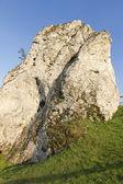 Rocky landscape in Poland. — Stock Photo