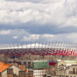 Sights of Poland. National Stadium in Warsaw. — Stock Photo #12663242