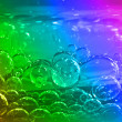Foto de Stock  : Bubble background