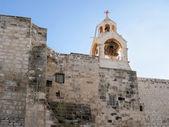 Basilikan födelsekyrkan. — Stockfoto