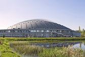 Ecological modern building — Stockfoto
