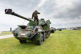 Military vehicle — Stock Photo