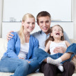 Happy family — Stockfoto #12574412