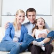 Happy family — Foto Stock #12574412