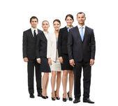 Skupina podnikatelů — Stock fotografie