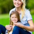 Mother and daughter — Stock Photo #32893335