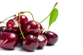 Close-up of heap of cherry — Stock Photo