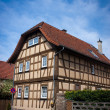 Old German house — Stock Photo