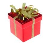 Christmas Gift Box — Stock Photo #1909571
