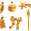 Christmas Ornaments — Stock Photo #1910964
