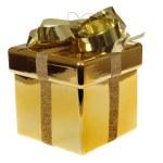 Christmas Gift Box — Stock Photo #1911327