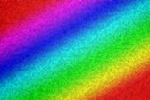Abstract rainbow pattern, color diversity. — Stock Photo