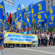 ������, ������: Freedom Party Political meeting on May 18 2013 in Kiev Ukraine