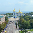 Michael's Cathedral in Kiev, Ukraine. — Stock Photo #28968417