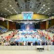Junior World Boxing Championships 2013 in Kiev, Ukraine, — Stock Video