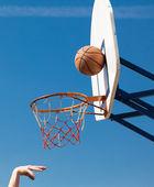Basketball — Foto Stock