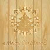 Tablero de dibujo de Navidad — Vector de stock