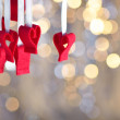 Background to the day of Valentine — Stock Photo