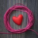 Loving heart — Stock Photo
