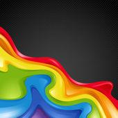 Aabstract duha — Stock vektor