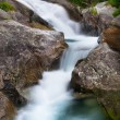 Waterfall in mountains — Stock Photo #29569347