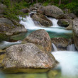 river in the mountains — Stock Photo