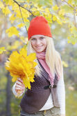 Ragazza felice — Foto Stock