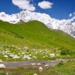 Berges Schchara — Stockfoto