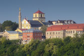 Old town of Kamenetz-Podolsk  — Stock Photo