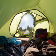 View from tent  — Stock Photo #50265079