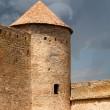 Ancient Akkerman fortress at Belgorod-Dnestrovsk y, near Odessa, — Stock Photo