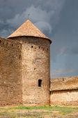 Akkerman antica fortezza di belgorod-dnestrovsk y, vicino a odessa, — Foto Stock
