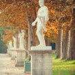 Ancient statues in Versailles — Stock Photo #32715769
