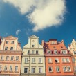 Stock Photo: Buildings in Wroclaw