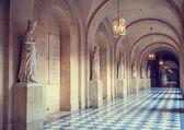 在凡尔赛宫室内 — 图库照片