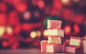 Dulces de san valentín. — Foto de Stock